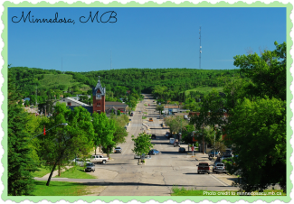minnedosa w text